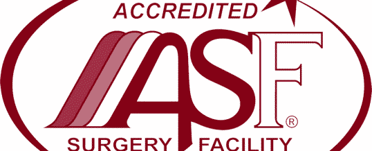 Surgical Healing Arts Center ASF Certified